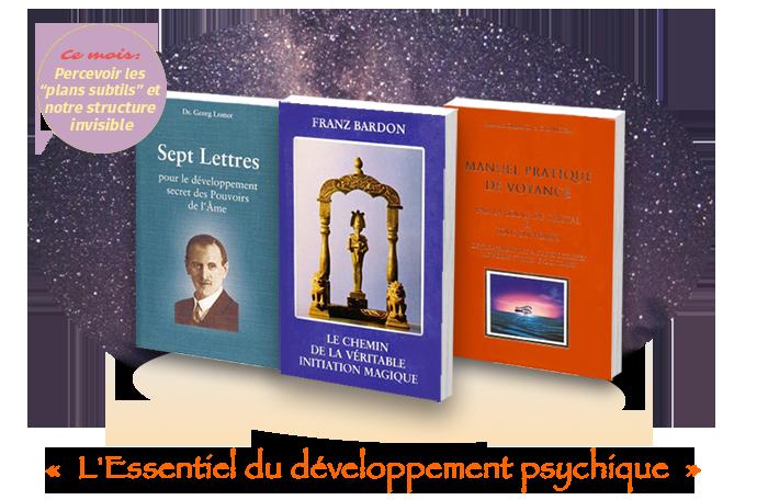 L'Essentiel du développement psychique