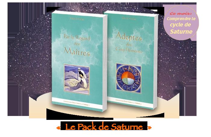 Pack de Saturne